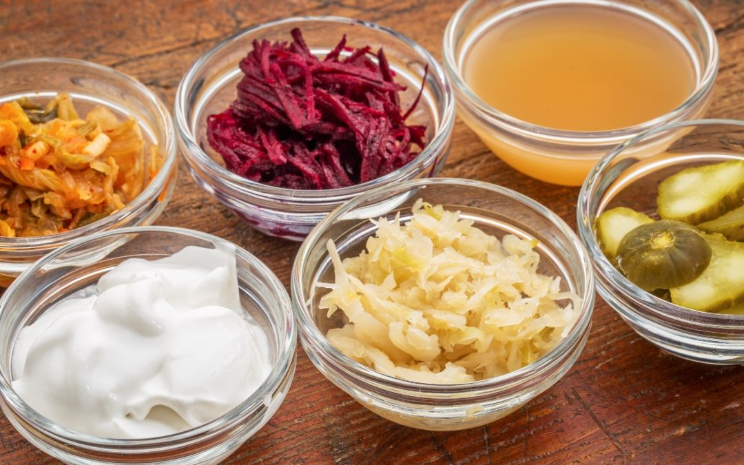 What are the actual benefits of fermented foods?