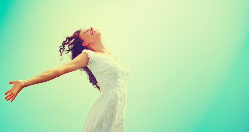 Treat your body with love and respect - healing journey