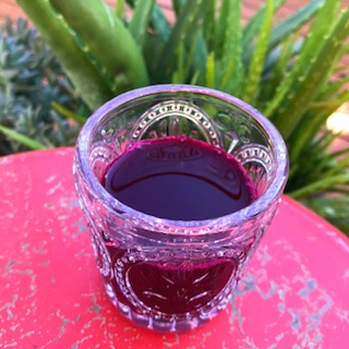 Beetroot and Ginger Kvass